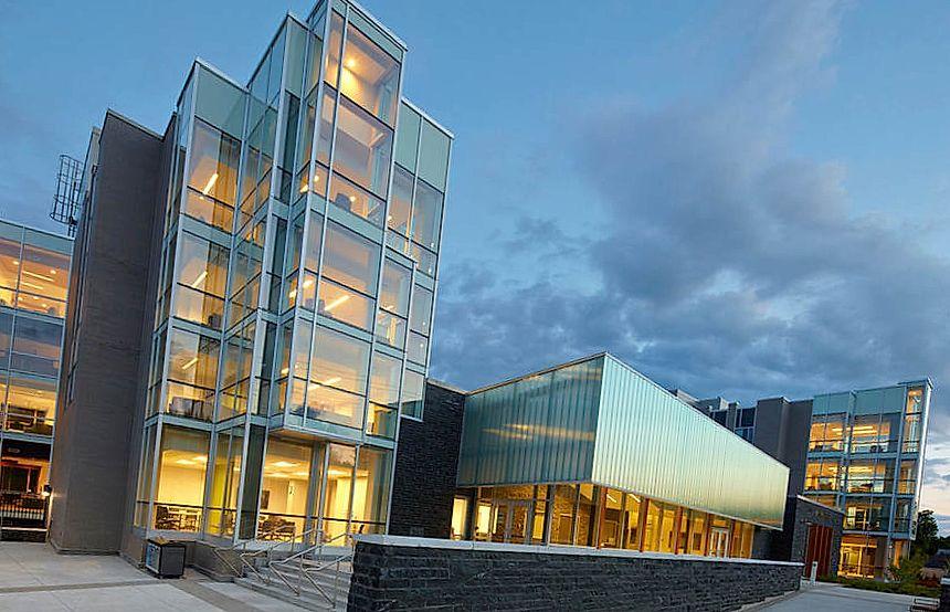 Ontario university hall